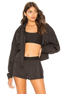 Free People Movement Kim Plunge Jacket