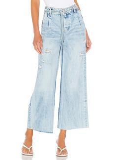 Free People Kinsey Crop Jean