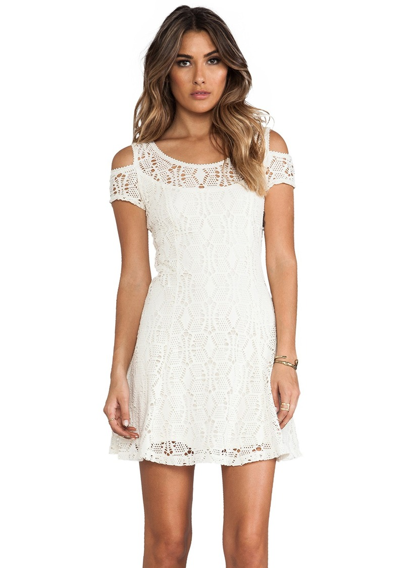 Free People Kiss The Sun Off Shoulder Dress