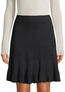 Free People Knit Skirt