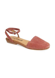 Free People Korine Ankle Strap Flat (Women)