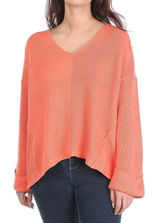 Free People La Brea V-Neck Top