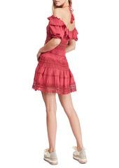 Free People Lace Minidress