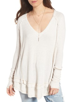 Free People Laguna Thermal Top