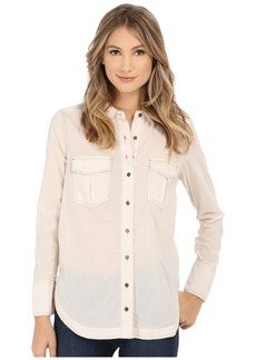 Free People Last Chance Button Down