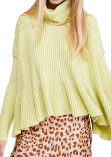 Free People Layer Cake Turtleneck Sweater