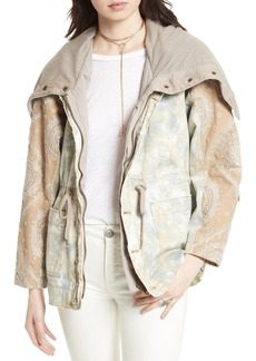 Free People Layered Parka