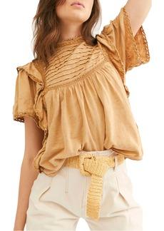 Free People Le Femme Top