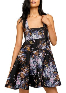 Free People Let the Sunshine In Empire Dress