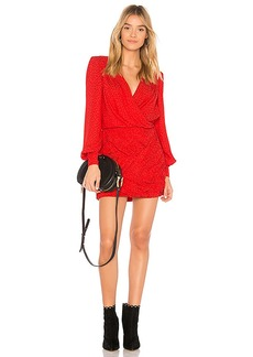 Free People Let's Dance Dress in Red. - size 0 (also in 2,4,6)