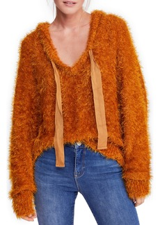 Free People Light As a Feather Hoodie