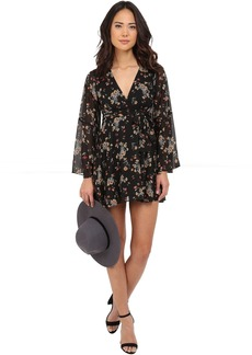 Free People Lilou Chiffon Dress