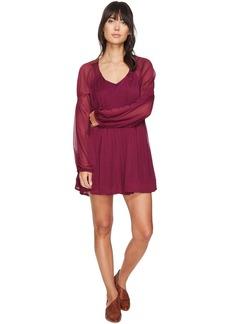 Lini Smocked Mini Dress