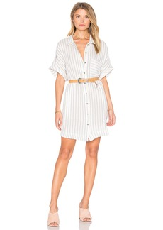 Free People Little Sway Mini Dress