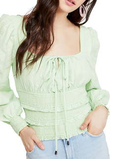 Free People Lolita Blouse