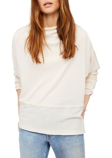 Free People Londontown Thermal Sweater
