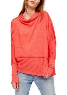 Free People Londontown Thermal Top