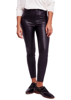 Free People Long & Lean High Waist Leggings