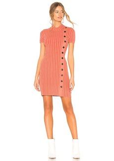 Free People Lottie Rib Dress