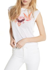 Free People Love Birds Tee