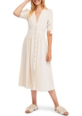 Free People Love of My Life Midi Dress