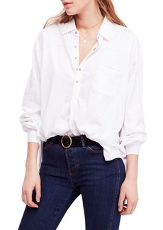 We the Free by Free People Love This Cotton Henley Top