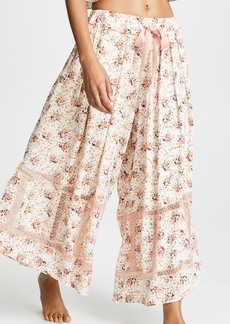 Free People Lovelorn Sleep Pants