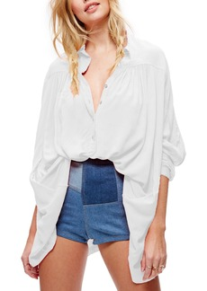 Free People Lovely Day Shirt