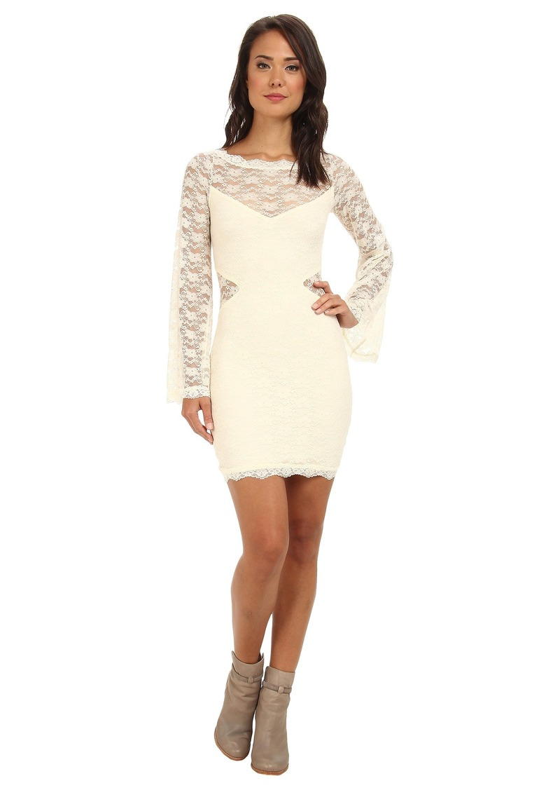 Free People Free People Lovely In Lace Bodycon Dress | Dresses ...