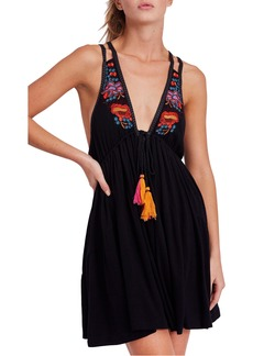 Free People Lovers Cove Minidress
