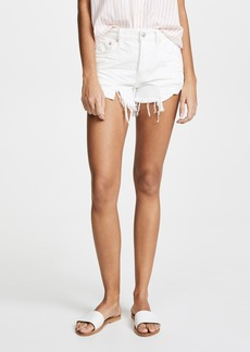 Free People Loving Good Vibrations Cutoff Shorts