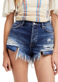 We the Free by Free People Loving Good Vibrations Shorts