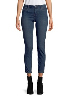 Free People Low Slung Cropped Jeans