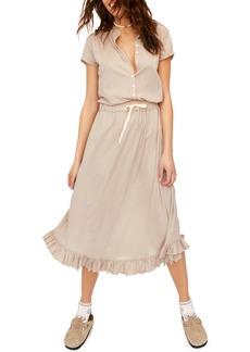 Free People Ludrow Midi Dress