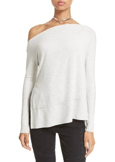 Free People 'Luna' Long Sleeve Tee