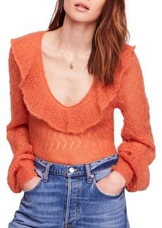 Free People Macaroon Sweater