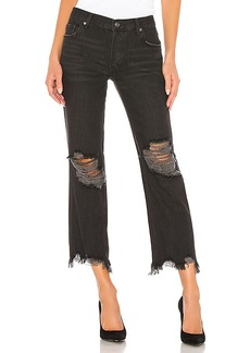 Free People Maggie Straight Jean