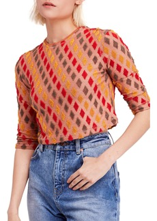 Free People Magic Carpet Tee