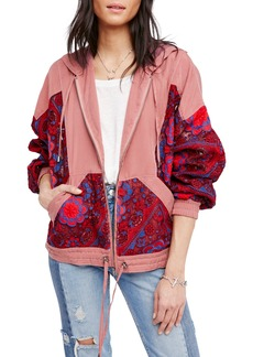 Free People Magpie Oversize Jacket