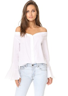 Free People March To The Beat Top