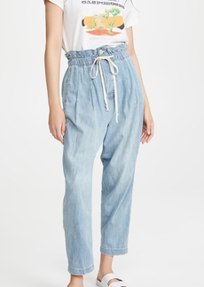 Free People Margate Pleated Pants