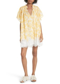 Free People Marigold Minidress