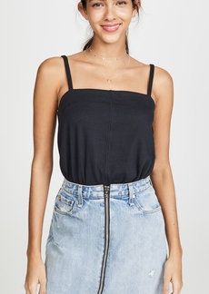 Free People Marisssa Thong Bodysuit