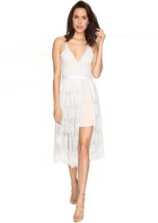 Free People Matchpoint Midi Lace Dress