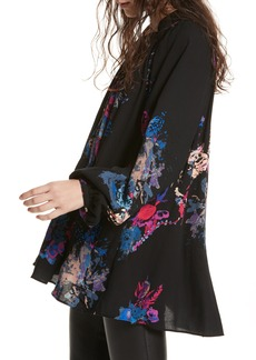 Free People Meadow Lark Blouse