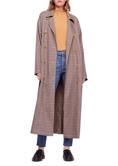 Free People Melody Trench Coat