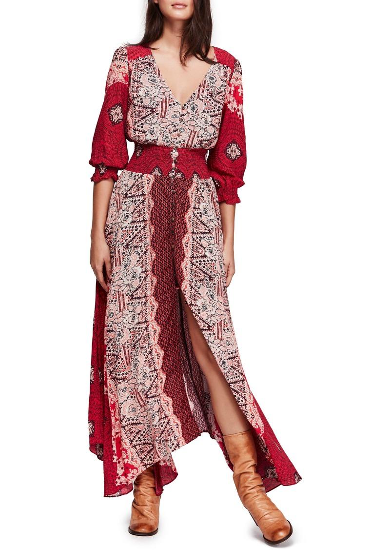 8aa20aa3e10 Free People Free People Mexicali Rose Maxi Dress Now  100.80