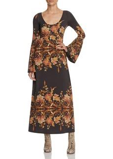 Free People Midnight Garden Midi Dress