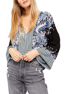 Free People Mix 'n' Match Blouse