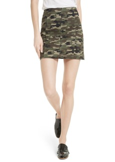 We the Free by Free People Modern Femme Camo Skirt